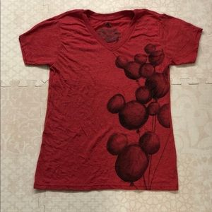 Mickey Mouse Ballon tee